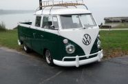 1963 Volkswagen Double Cab Pick Up View 24