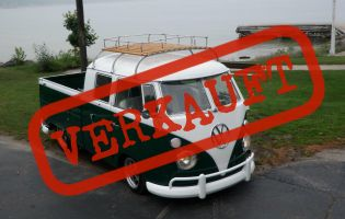 1963 Volkswagen Double Cab Pick Up