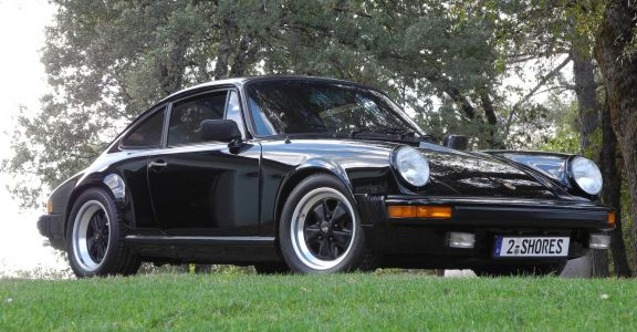 1980 Porsche 911SC Coupe perspective