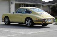 1968 Porsche 911L Sunroof Coupe View 5