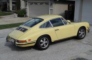 1968 Porsche 911L Sunroof Coupe View 9