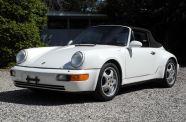 1992 Porsche 911 America Roadster View 1