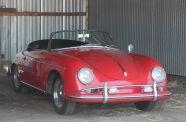 1959 Porsche 356 Convertible D View 41