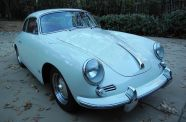 1962 Porsche 356 Hardtop Coupe View 1