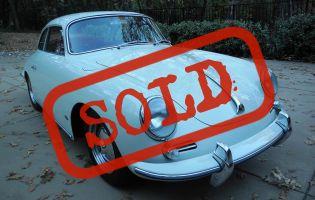 1962 Porsche 356 Hardtop Coupe