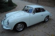1962 Porsche 356 Hardtop Coupe View 9