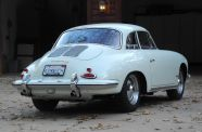 1962 Porsche 356 Hardtop Coupe View 34