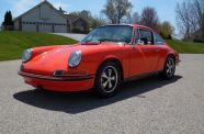 1972 Porsche 911S Coupe View 1