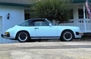 1985 Porsche Carrera 3.2l Targa, Original Paint! View 6