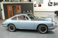 1968 Porsche 912 Coupe View 13