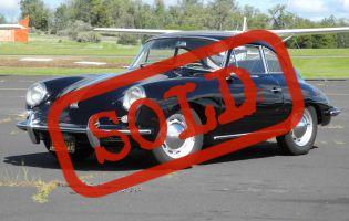 1962 Porsche 356 B Coupe (46248 miles!!)