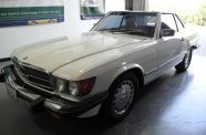1989 Mercedes 560SL View 6