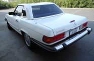 1989 Mercedes 560SL View 8