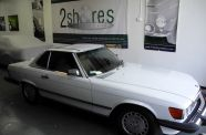 1989 Mercedes 560SL View 16