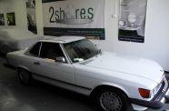 1989 Mercedes 560SL View 16