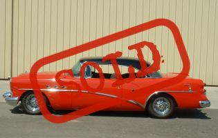 1954 Buick Century Coupe