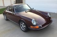 1969 Porsche 911E Coupe Original Paint!! View 3