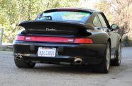 1996 Porsche 993 Turbo Coupe View 8