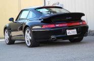 1996 Porsche 993 Turbo Coupe View 11