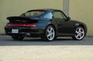 1996 Porsche 993 Turbo Coupe View 2