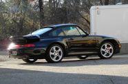 1996 Porsche 993 Turbo Coupe View 7