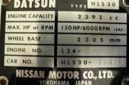 1972 Datsun 240Z View 46