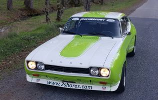 1973 Ford Capri RS 2600