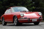 1967 Porsche 911 Sunroof Coupe! View 2