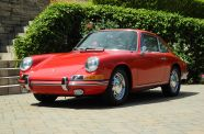 1966 Porsche 911 Coupe View 3