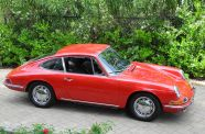 1966 Porsche 911 Coupe View 2