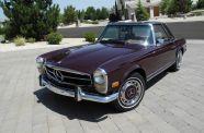 1969 Mercedes Benz 280SL View 12