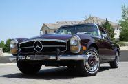 1969 Mercedes Benz 280SL View 6