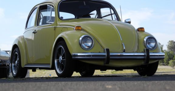 1973 Volkswagen Beetle, Original Paint! perspective