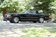 Mercedes Benz 560SL One owner!  View 4