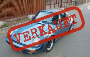 1985 Porsche Carrera 3.2l Targa