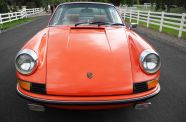 1973 Porsche 911T Targa View 23
