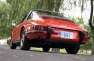 1973 Porsche 911T Targa View 20