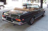 1971 Mercedes 280SE 3.5 Cab View 5