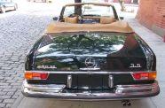 1971 Mercedes 280SE 3.5 Cab View 6