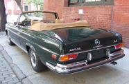 1971 Mercedes 280SE 3.5 Cab View 7