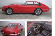 1966 Apollo 5000 GT View 14