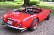 1959 BMW 507 Roadster View 4