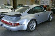 1991 Porsche 911 Turbo View 15