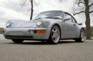 1991 Porsche 911 Turbo View 7