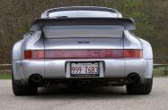 1991 Porsche 911 Turbo View 5