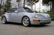 1991 Porsche 911 Turbo View 8