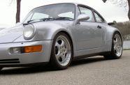 1991 Porsche 911 Turbo View 9